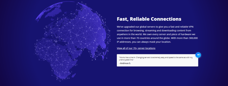 Fast, Reliable Connections