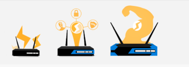 What are all the Options Available at FlashRouters?