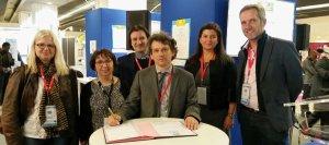 Signature des statuts au RUE2016