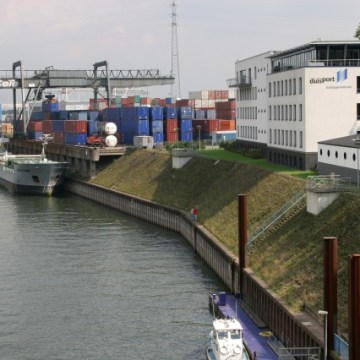 German port joins initiative to develop infrastructure for LNG