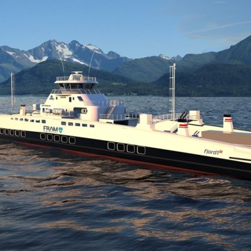 Fjord1 newbuilds to feature automation and electric propulsion systems