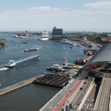 Emission-free ships to get 20% discount at Port of Amsterdam