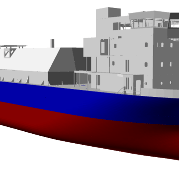 Hyundai Mipo and LR begin construction of ballast-free LNG-bunkering vessel