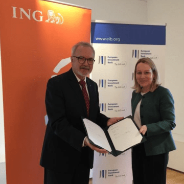 EIB and ING inject EUR 300m into fuel saving projects