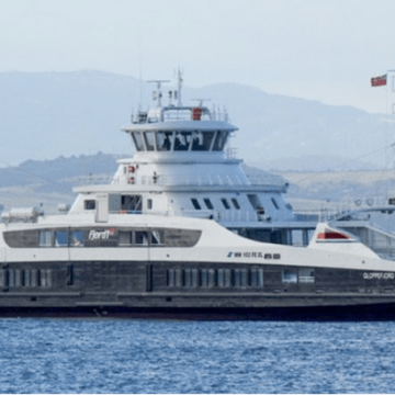 PBES energy storage systems selected for Norwegian electric ferries