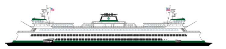 Washington State allocates $600,000 for hybrid ferry conversions