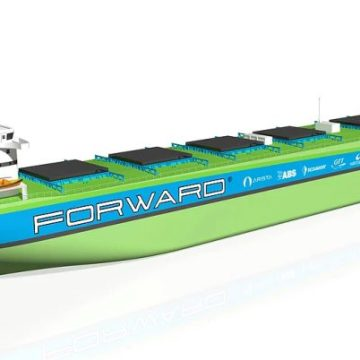 20 Project Forward LNG-fuelled bulkers ordered