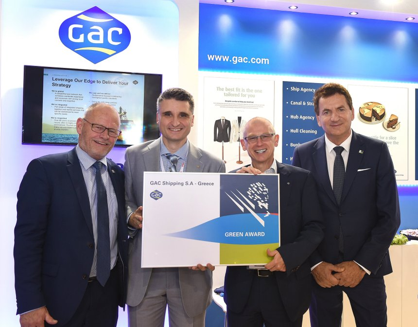 GAC Greece joins Green Award Foundation