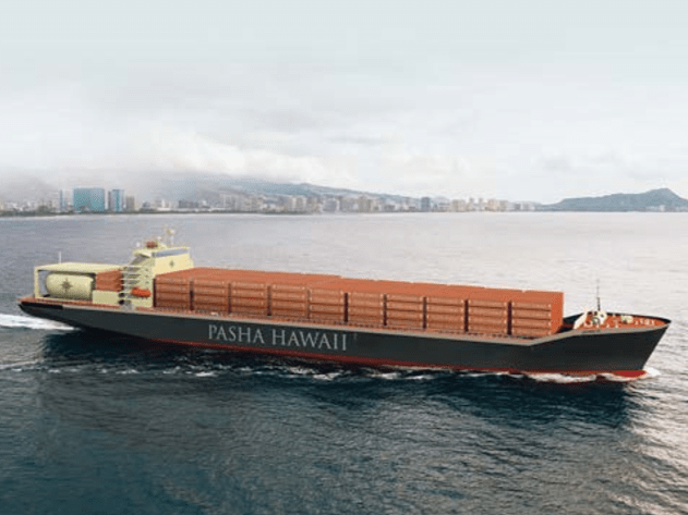 MAN to deliver propulsion systems for LNG-fuelled containerships