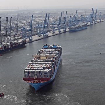 Maersk and Vopak to launch low sulphur bunkering facility in Rotterdam