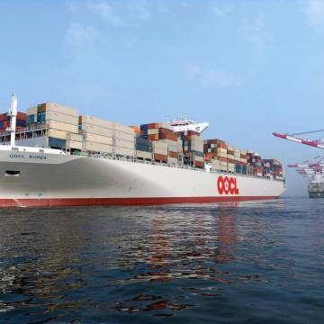 OOCL introduces bunker surcharge to cover 2020 costs