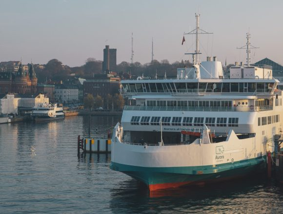 ForSea converts diesel ferries to battery power