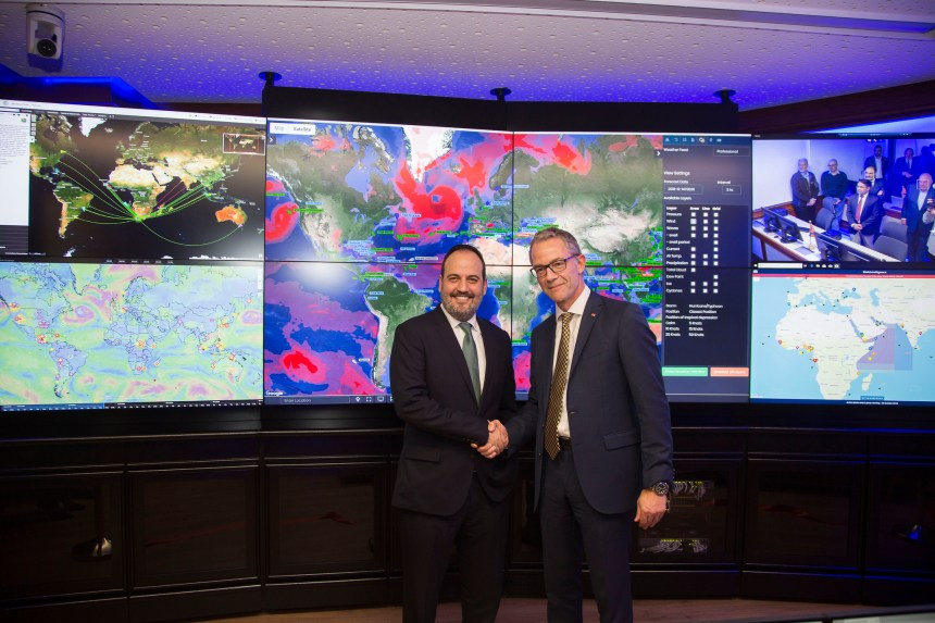 Columbia Shipmanagement opens performance optimisation control room in Cyprus