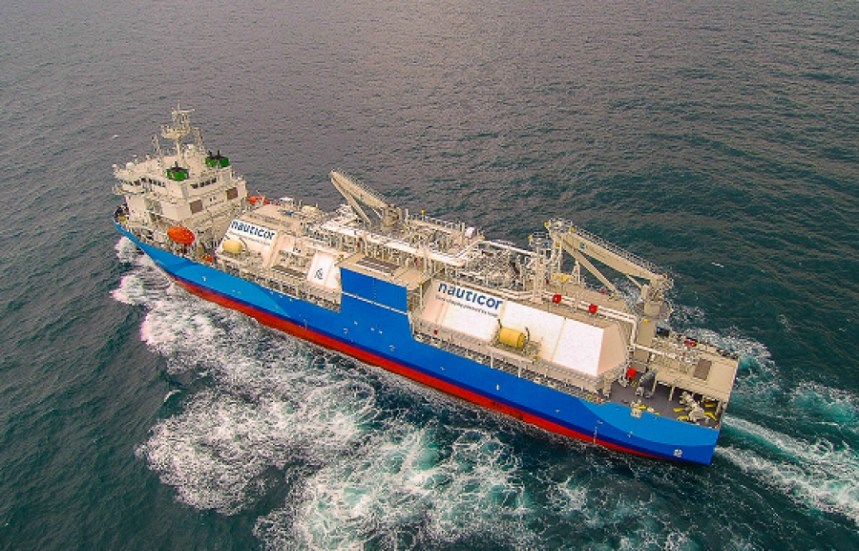 World's largest LNG bunker supply vessel delivered