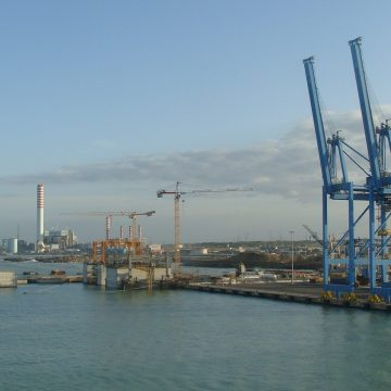 Trio sign agreement to develop Italy's port facilities