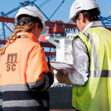 MSC secures US $439m loan for 86 scrubbers