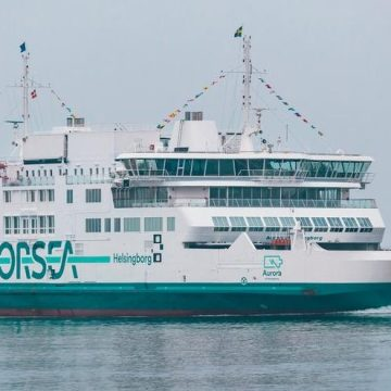 ForSea Ferries opts for Blueflow Energy Management solution