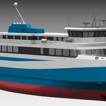ABB electric propulsion system for Icelandic ferry