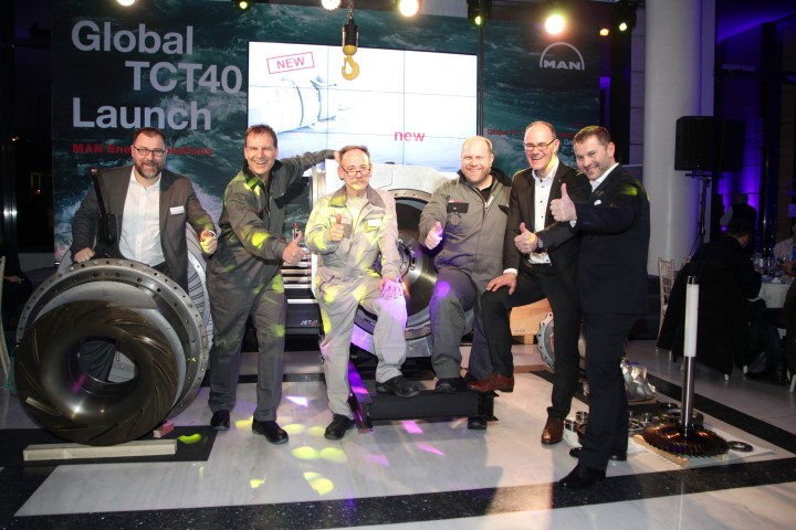 MAN introduces new TCT Turbocharger series