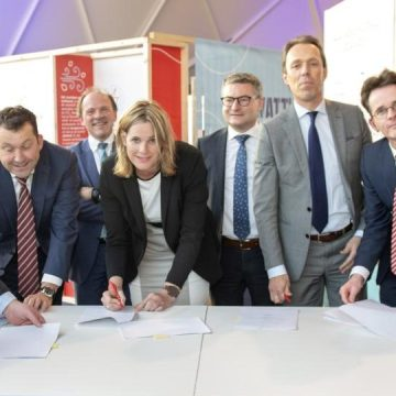 Port of Antwerp to pilot production of methanol