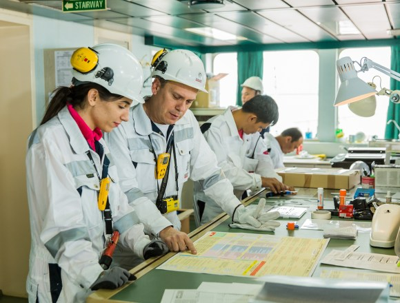 On-board systemic failures increasing risk to safety, warns BV