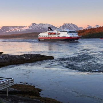 Høglund to supply fuel-gas systems for Hurtigruten retrofits