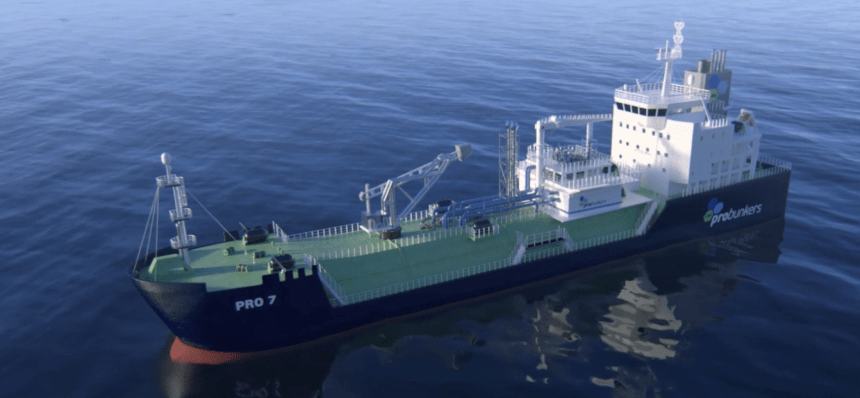 Probunkers invites proposals for LNG bunkering project