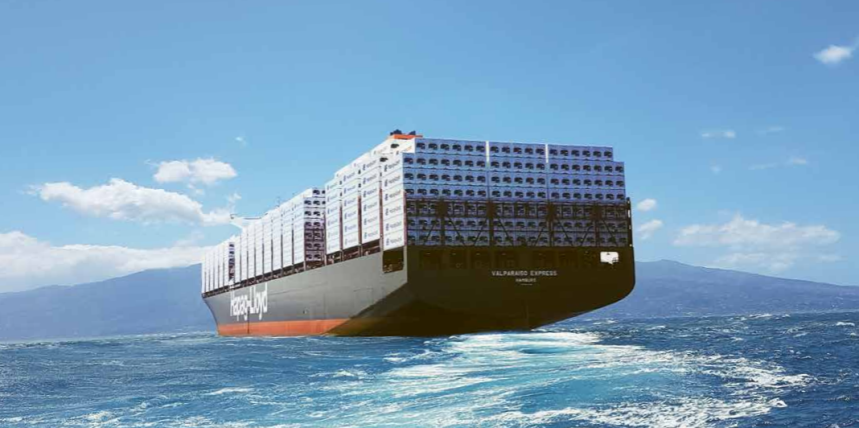 Hapag-Lloyd sees downward trend in emissions ahead of IMO 2020