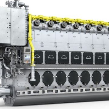 Baltic RoPax to be powered by MAN dual-fuel package