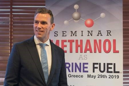 Industry shows support for Methanol as marine fuel