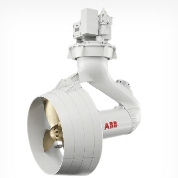 ABB Azipods to power Oldendorff's newbuild bulkers