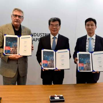 ABS and HHI team up on digitalisation and decarbonisation