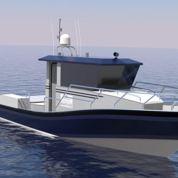 Chartwell Marine expands to meet new vessel design demands