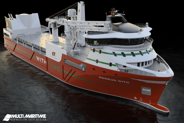 Norwegian shipowner selects MAN Cryo LNG fuel-gas system for LoLo newbuild