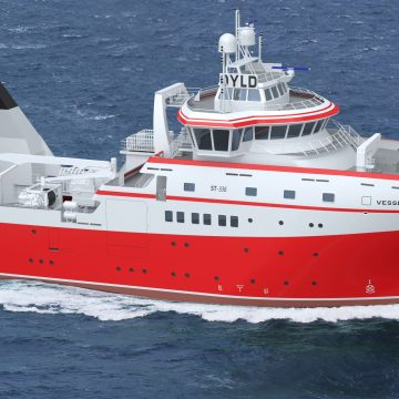 Greenland research vessel opts for MAN hybrid propulsion package