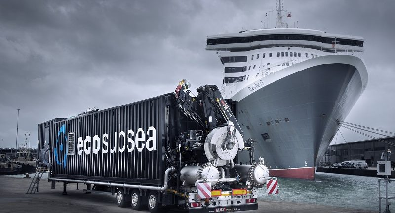 Robotic hull cleaning tech gets Dutch approval
