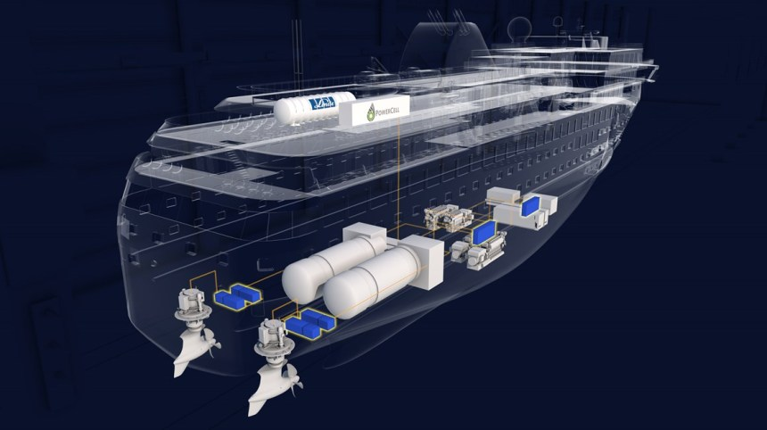 Hydrogen-powered fuel cell project enters approval phase