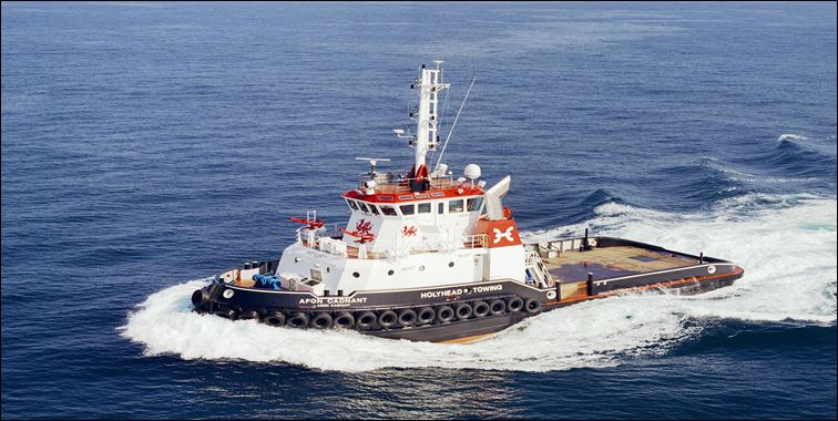 Holyhead Towing software to streamline dry-dock specifications