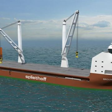 Spliethoff selects Wärtsilä to power fuel efficient newbuilds
