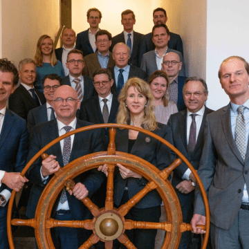 Nesec announces €250 million fund for Dutch shipping