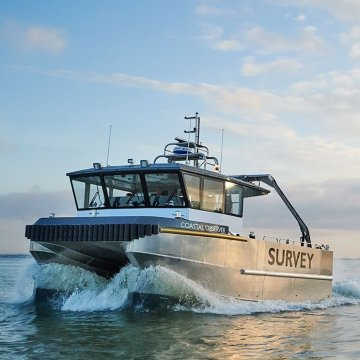 Chartwell launches Scanwell vessel for safe surveying