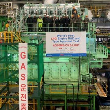 BW LPG orders further four LPG engine retrofits from MAN ES