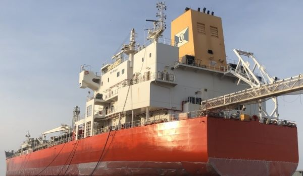 Ultragas takes delivery of four Langh Tech scrubbers