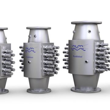 Alfa Laval BWTS receives Chinese type-approval