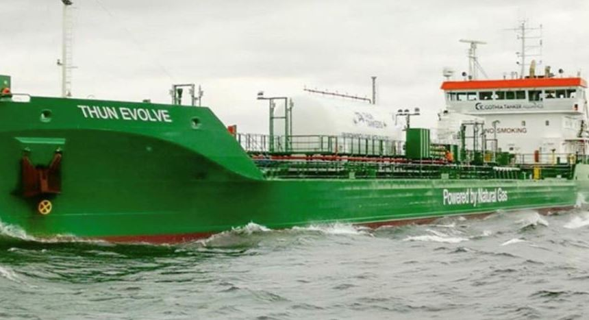 Gasum to supply Preem with renewable marine fuel