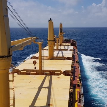German ship manager successfully bunkers biofuel