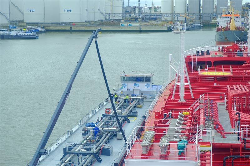 Stena Bulk introduces low-carbon shipping options