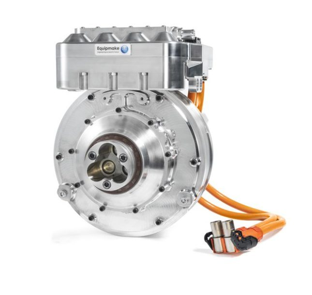 Equipmake launches f1-bred electric motors for marine applications