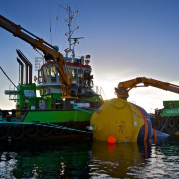 CorPower Oceansecures 9M EUR funding for wave energy tech