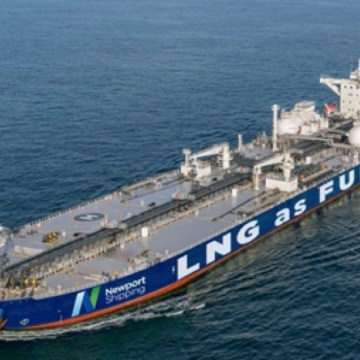 Newport Shipping on target for IMO 2050